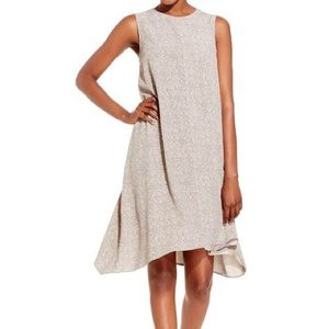 Eileen Fisher Printed Flowy Shift Dress